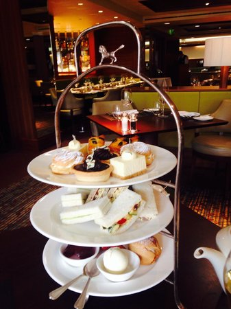 Hilton London Syon Park : Afternoon tea