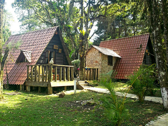 Hotel caba as restaurante villa tziscao desde 982 for Cascadas prefabricadas