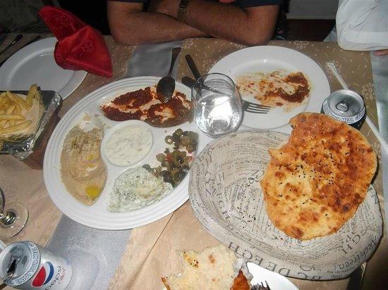 Al Mayas Restaurant: Entree