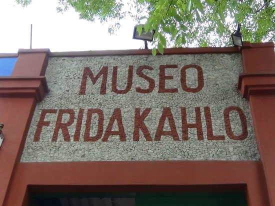 Musée Frida Kahlo : Entrada Casa Azul