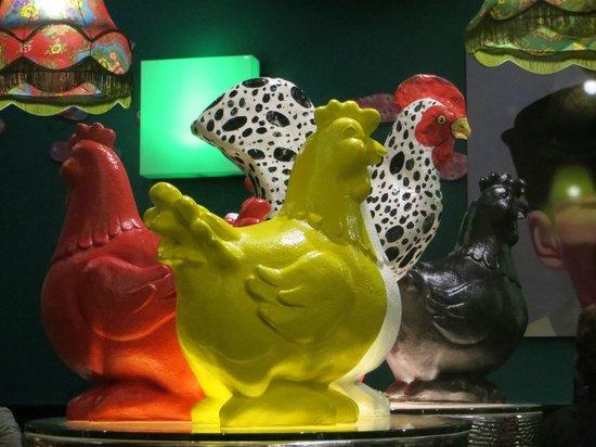 Arthie's: les poulettes!!
