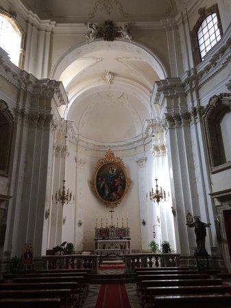 Domus Mariae: Храм в который можно пройти из отеля