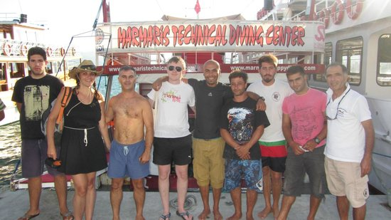 Miray Hotel: A great days diving and snorkleling
