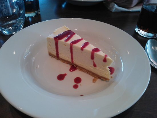 Gleddoch House Hotel, Spa & Golf Club : Delish Cheescake