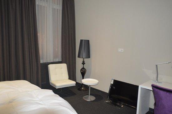 Colombus Hotel: kamer
