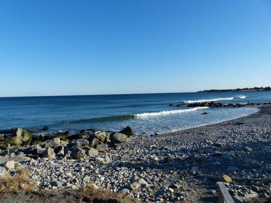 White Point Beach Resort : Afternoon at White Point Beach