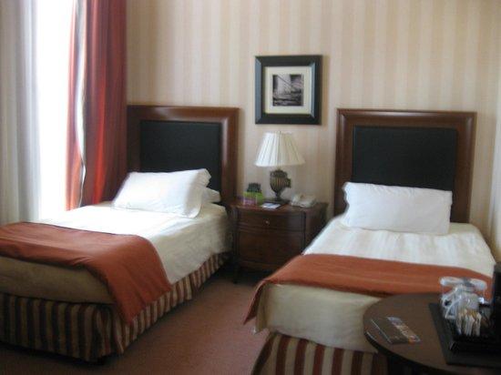 Hilton Molino Stucky Venice Hotel: Twin room