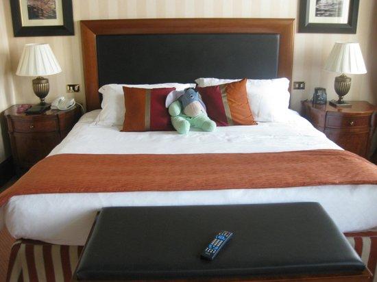 Hilton Molino Stucky Venice Hotel: Double room.