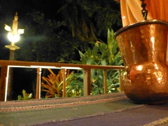 Apsara Samudra : Water goblet