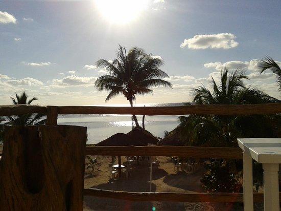 Hotel El Caballo Blanco: morning view