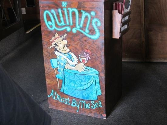 Quinn's Almost By The Sea: Quinns Almost by the Sea