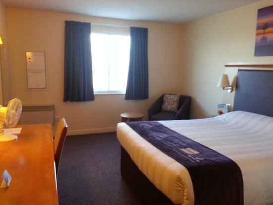 Premier Inn Grantham Hotel: My room, #67