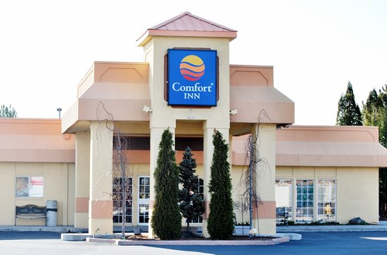 Comfort inn suites updated 2017 hotel reviews price comparison klamath falls or for Klamath falls hotels with swimming pool