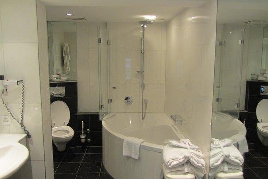 Hotel Wilden Mann: Room 107