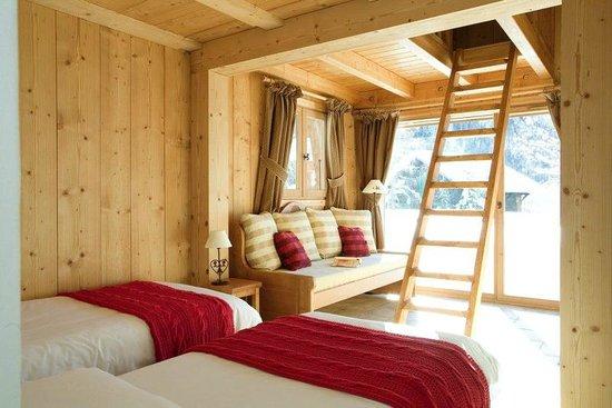 Yeti Lodge : Light  rooms