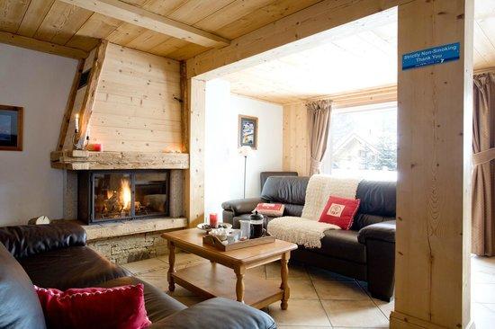 Yeti Lodge : Flegere Lounge