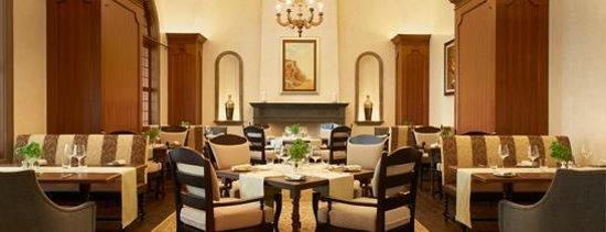 The St. Regis Abu Dhabi: Villas Toscana Italian Restaurant