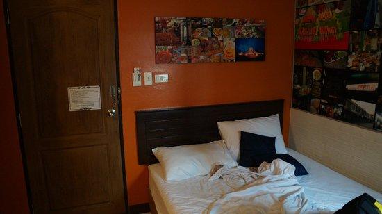 Rikka Inn: Schlafbereich