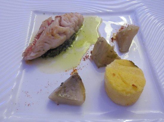 Club Med Da Balaia: Piatto del buffet