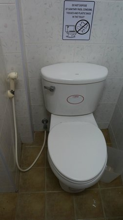 Rikka Inn : WC
