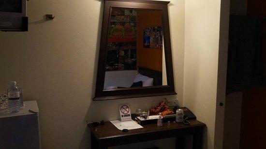 Rikka Inn : Wandspiegel
