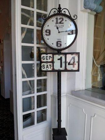 Hotel London: Entrata