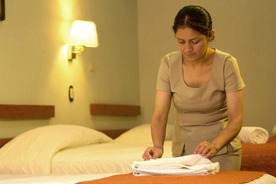 Hotel Royal Qosqo: Nuestro hotel cuenta con habitaciones simples, dobles, triples, cuádruples.