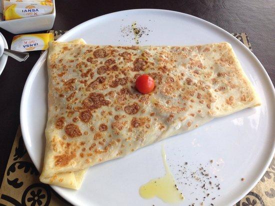 Creperia Cafe & Te : Crep