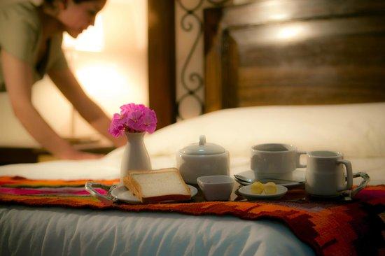 Hotel Royal Qosqo: Contamos con el servicio a la habitación.