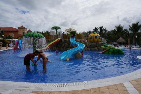 Grand Bahia Principe Turquesa : la piscine pour enfants