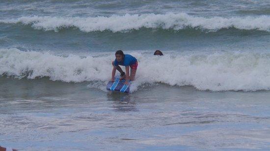 Playa Bonita : Leçon efficace !