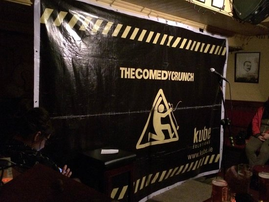 The Comedy Crunch: Stage