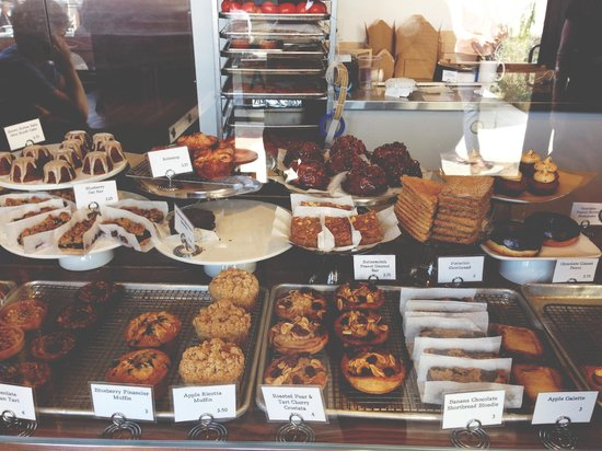 The Sycamore Kitchen: Bakery Counter