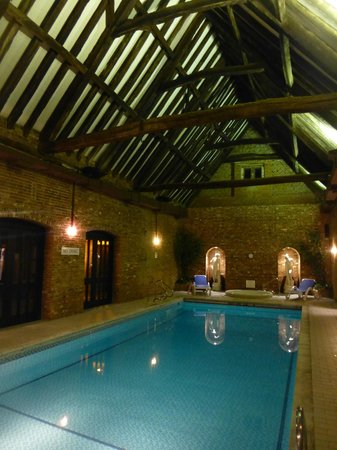 Seckford Hall: Swimming Pool