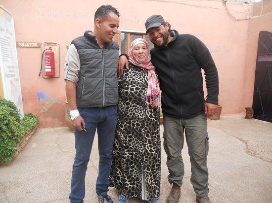 Ranch de Diabat: Omar Mohamed e la loro mamma