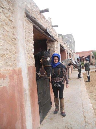 Ranch de Diabat: pronti alla partenza