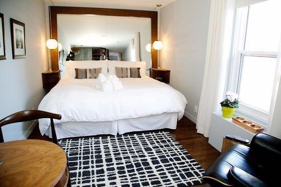 Aubergell Bed & Breakfast : La suite, The Suite