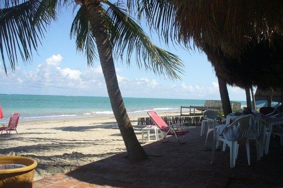 Pousada Barra Velha: praia