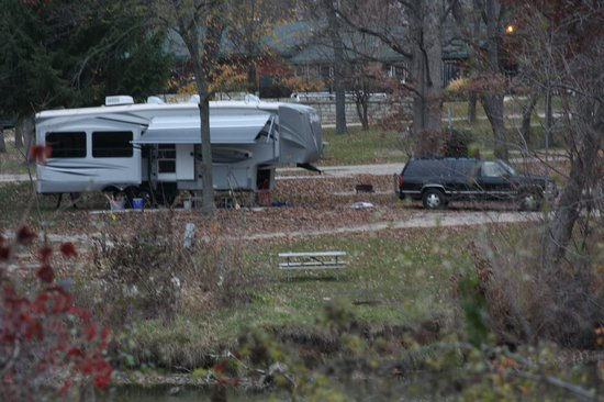 Timber Lake Resort: November at Timber Lakes