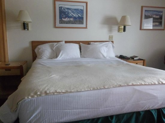 The Lodge at Bretton Woods : our room