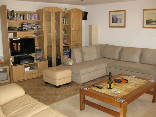 Chalet Gove: Lounge
