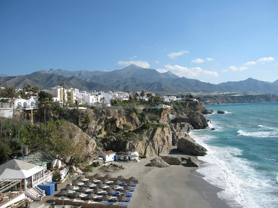Marriott's Marbella Beach Resort: Not far from Hotel