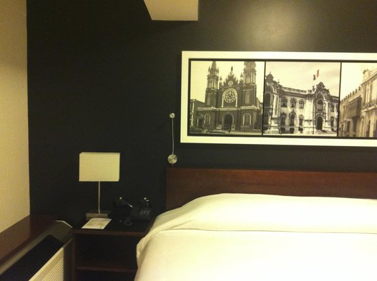 BTH Hotel: Our amazing room