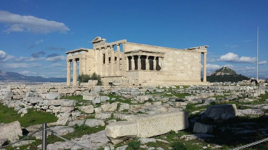 NJV Athens Plaza: At the Acropolis