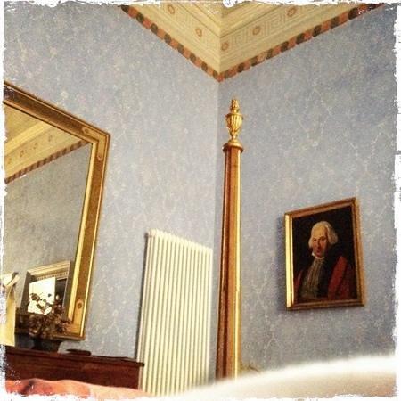 Locanda Sant'Agostino Maison de Charme : camera affrescata
