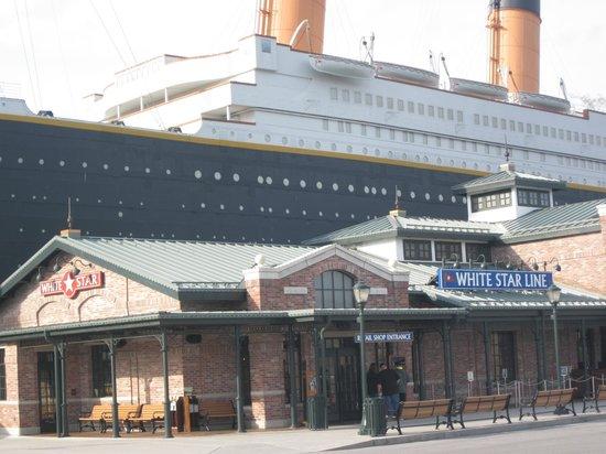 Titanic Museum Attraction: .