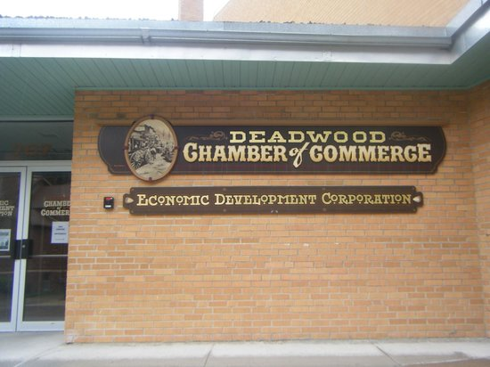 ‪Deadwood Chamber of Commerce & Visitors Bureau‬
