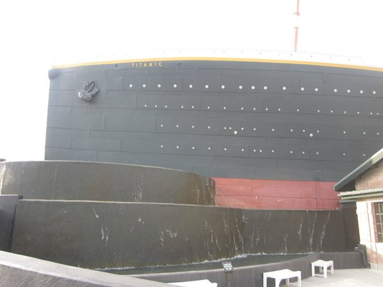 Titanic Museum Attraction: Titanic