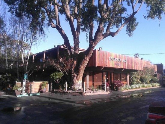 Creekside Inn: Reception Area