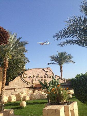 Gardenia Plaza Resort: Front of hotel